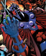 Max Eisenhardt (Earth-51518) from Age of Apocalypse Vol 2 1 0001