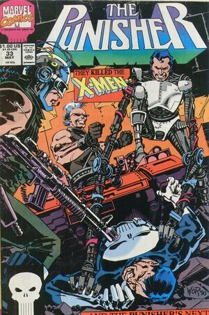 Punisher Vol 2 33