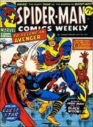 Spider-Man Comics Weekly Vol 1 75