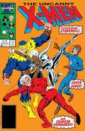Uncanny X-Men Vol 1 215