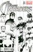 All-New Invaders Vol 1 1 Cassady Sketch Variant
