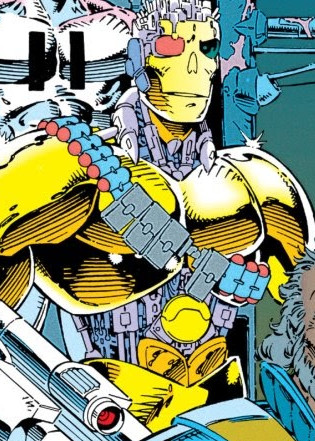 Boak (Earth-4935) from Cable Vol 1 1 0001