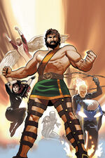Incredible Hercules Vol 1 114 Acuna Variant Textless