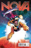 Nova Vol 5 13.NOW Animal Variant