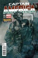 Captain America Vol 7 8 Wolverine Through The Ages Variant