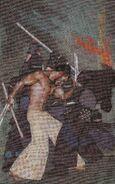 Secret Warriors Vol 1 3 Wolverine Art Appreciation Variant Textless