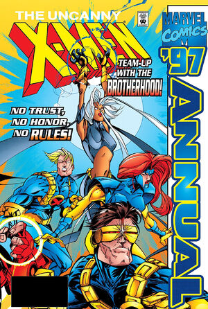 The Uncanny X-Men Annual Vol 1 21
