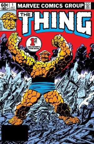 Thing Vol 1 1