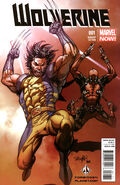 Wolverine Vol 5 1 Larroca Variant