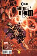 X-Men Battle of the Atom Vol 1 1 Brandshaw Variant