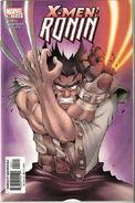 X-Men Ronin Vol 1 2