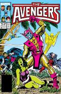 Avengers Vol 1 278