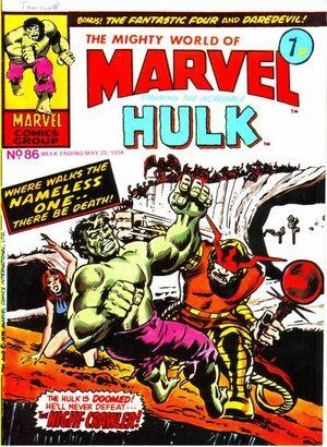 Mighty World of Marvel Vol 1 86
