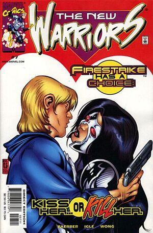 New Warriors Vol 2 7
