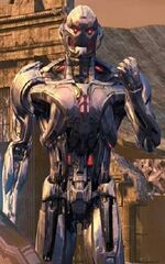 Ultron (Earth-TRN258) from Marvel Heroes (video game) 001