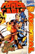 X-Force and Cable Annual Vol 1 '97