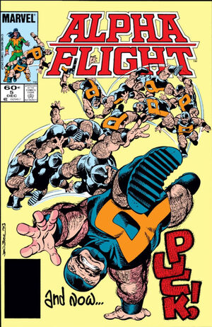 Alpha Flight Vol 1 5