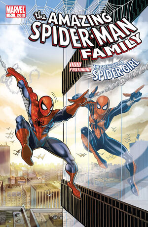 Amazing Spider-Man Family Vol 1 5