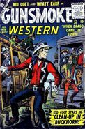 Gunsmoke Western Vol 1 36