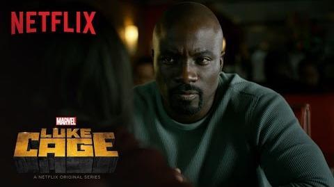 Luke Cage Featurette Who Is Luke Cage? Netflix