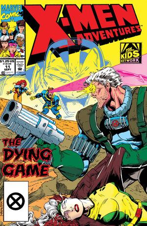 X-Men Adventures Vol 1 11