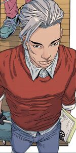 Nathaniel Carver (Earth-616) from Generation X Vol 2 1 001
