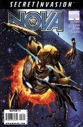 Nova Vol 4 18 Zombie Variant