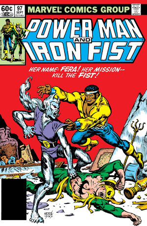 Power Man and Iron Fist Vol 1 97
