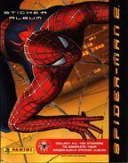 Spider-Man 2 Sticker Album Vol 1 1
