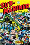 Sub-Mariner Comics Vol 1 12