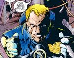 Clinton Barton (Earth-295) from X-Universe Vol 1 1 0001