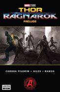 Marvel's Thor Ragnarok Prelude Vol 1 2