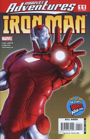 Marvel Adventures Iron Man Vol 1 11