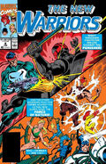 New Warriors Vol 1 8