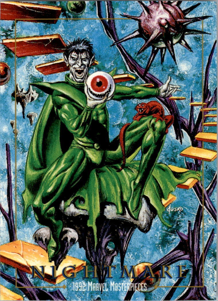 image nightmare earth616 from marvel masterpieces
