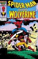 Spider-Man Versus Wolverine Vol 1 1