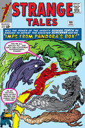 Strange Tales Vol 1 109