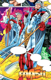 White Knights (Earth-616) from Spider-Man Team-Up Vol 1 1 001