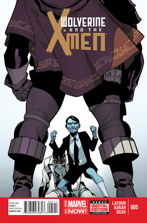 Wolverine and the X-Men Vol 2 5