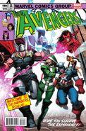 Avengers Vol 5 24.NOW Avengers as X-Men Simonson Variant