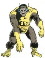 Gordon Keefer (Earth-616) from Official Handbook of the Marvel Universe Vol 2 16 001