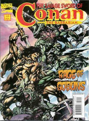 Savage Sword of Conan Vol 1 235