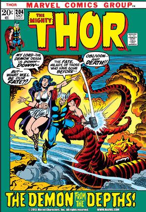 Thor Vol 1 204
