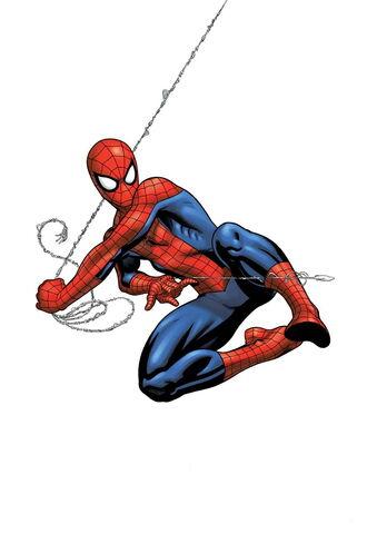 File:Amazing Spider-Man Vol 3 1 McGuinness Variant Textless.jpg