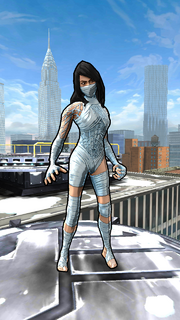 Cindy Moon (Spider-Men (Earth-TRN461)) 0005