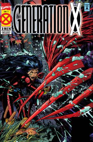 Generation X Vol 1 3