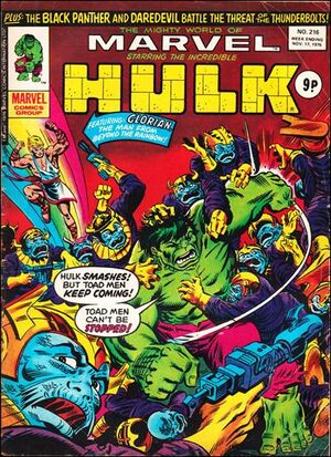 Mighty World of Marvel Vol 1 216