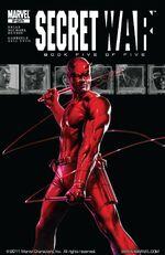 Secret War Vol 1 5