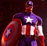 Steven Rogers (Earth-TRN607) from Iron Man and Captain America Heroes United 001
