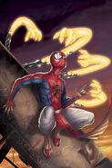 Spider-Man India Vol 1 3 Textless